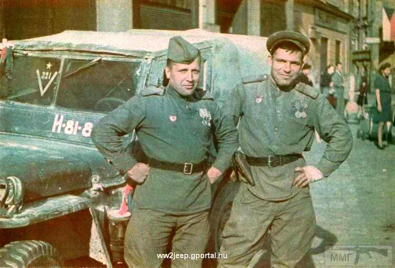 71262 - «Willys МВ» как один из символов войны.