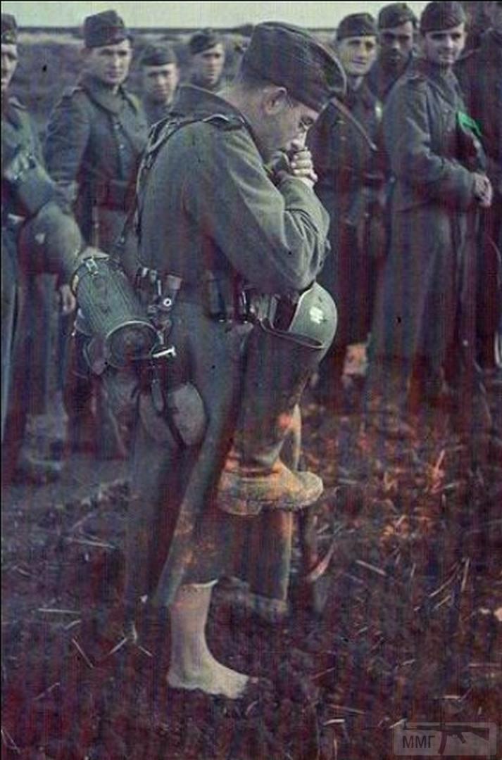 71267 - Военное фото 1941-1945 г.г. Восточный фронт.