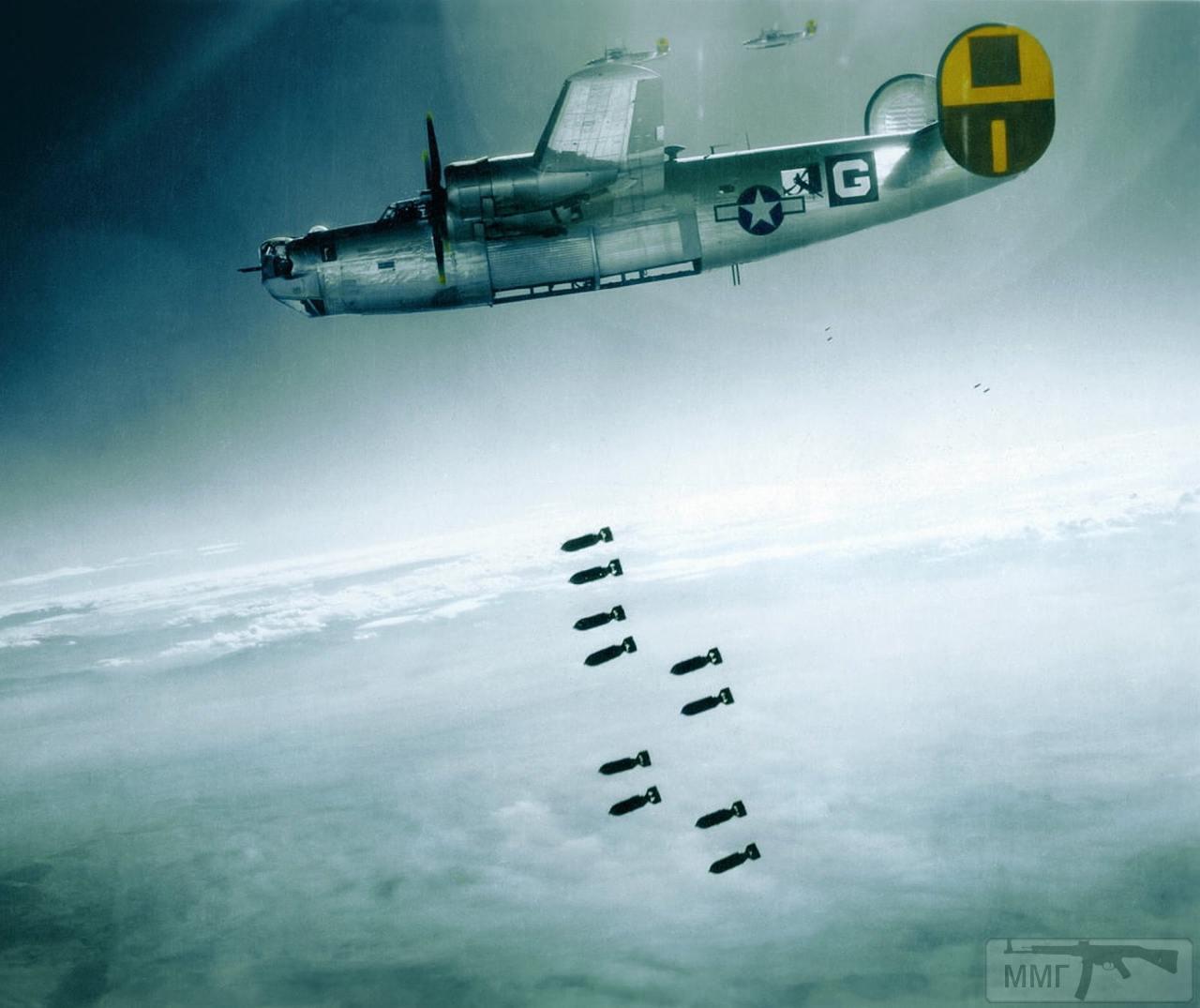 71318 - Стратегические бомбардировки Германии и Японии