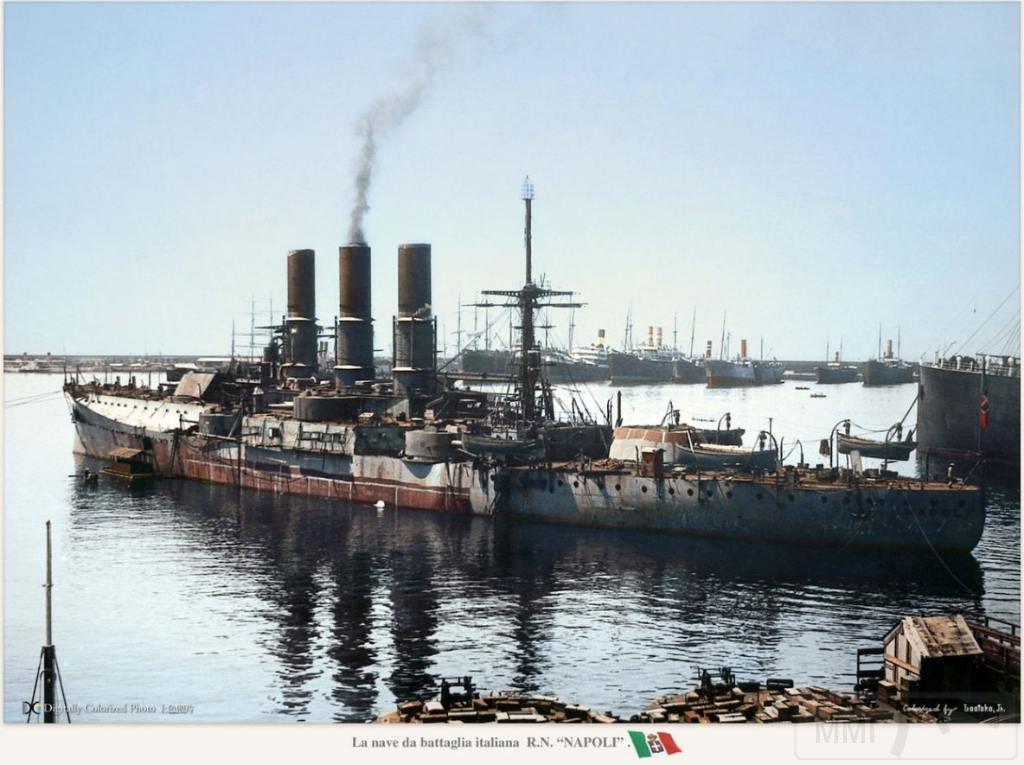 7145 - Regia Marina - Italian Battleships Littorio Class и другие...