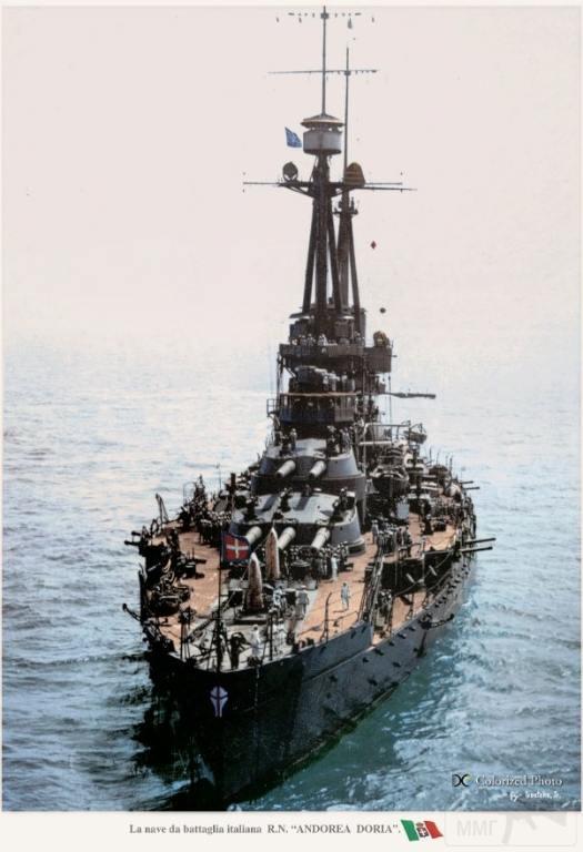 7148 - Regia Marina - Italian Battleships Littorio Class и другие...