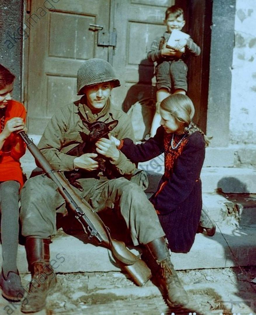 71682 - Военное фото 1939-1945 г.г. Западный фронт и Африка.