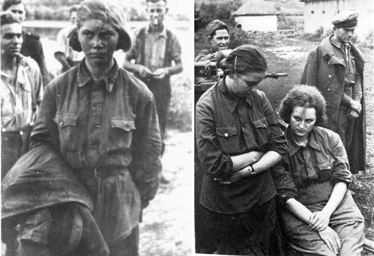 7196 - Женщины в плену.