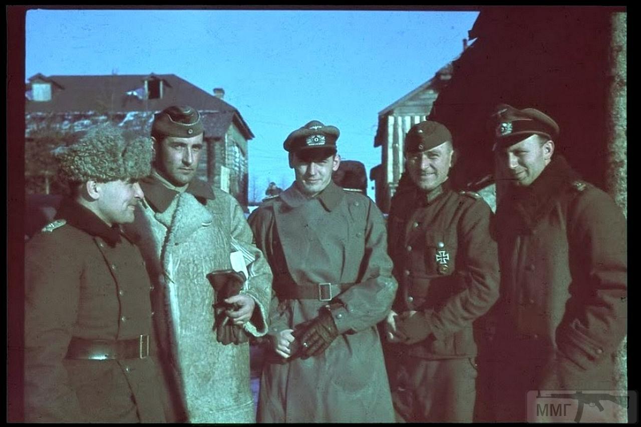 71989 - Военное фото 1941-1945 г.г. Восточный фронт.
