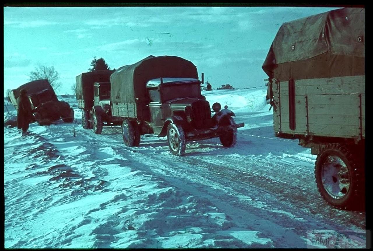 71990 - Военное фото 1941-1945 г.г. Восточный фронт.