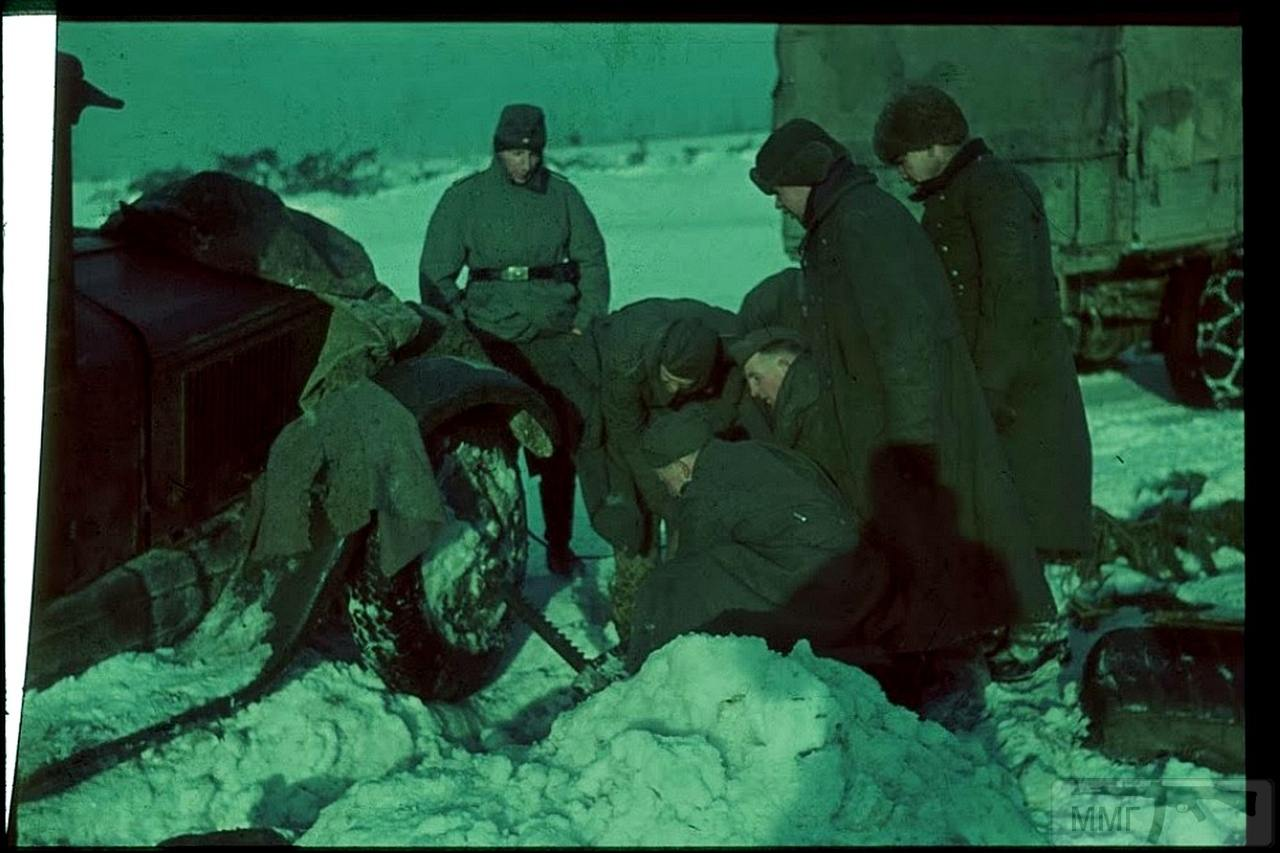 71991 - Военное фото 1941-1945 г.г. Восточный фронт.
