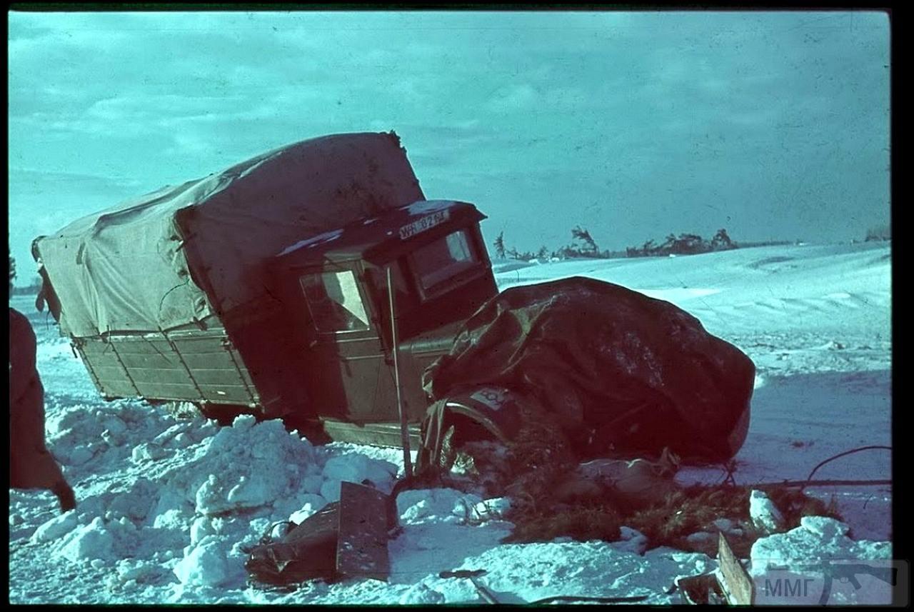 71992 - Военное фото 1941-1945 г.г. Восточный фронт.