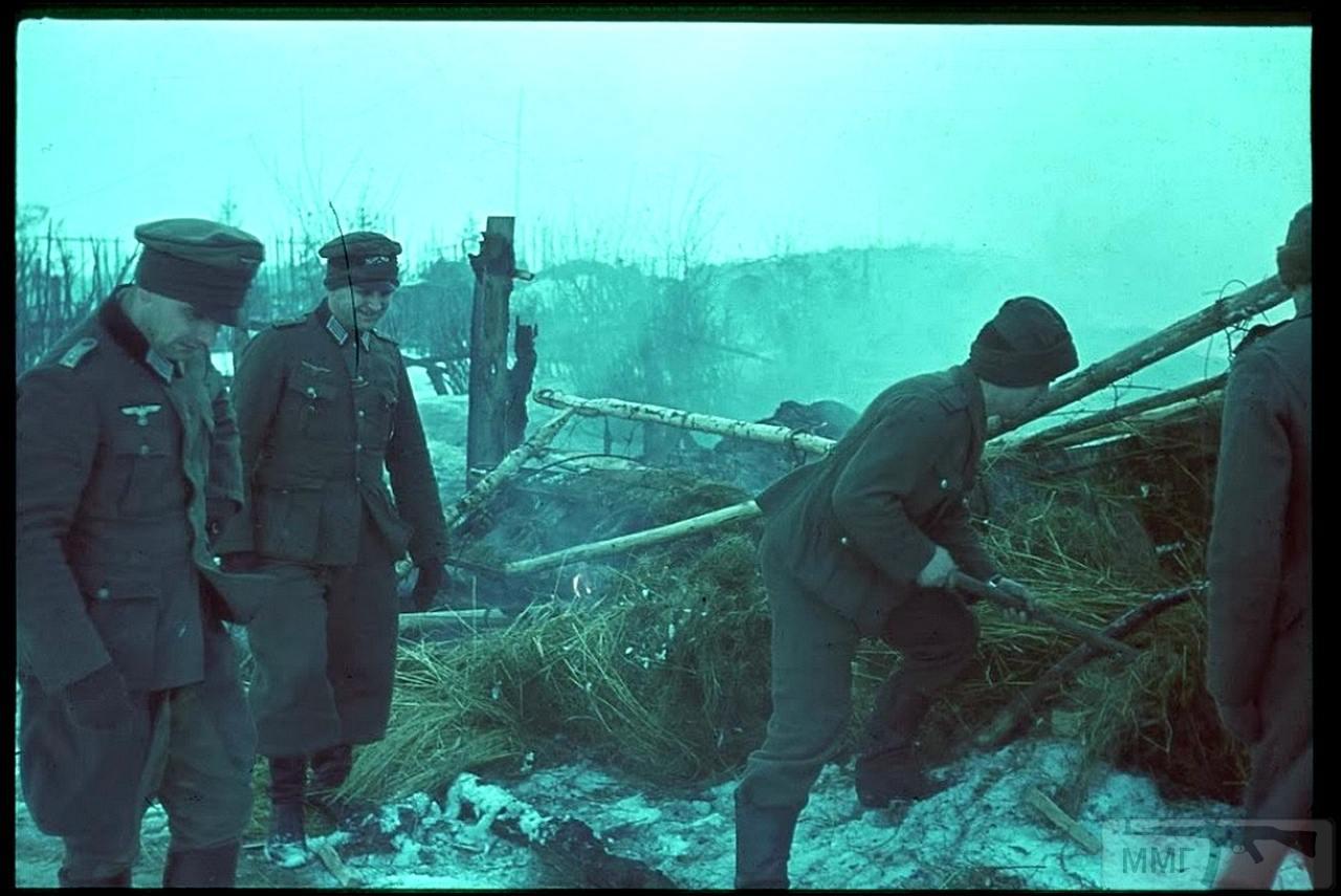71996 - Военное фото 1941-1945 г.г. Восточный фронт.