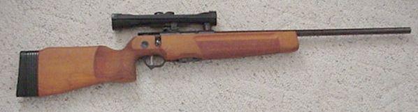 72063 - Немецкая снайперская винтовка SSG 82