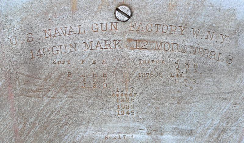 7230 - Корабельные пушки-монстры в музеях и во дворах...