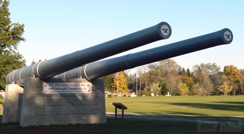 7231 - Корабельные пушки-монстры в музеях и во дворах...