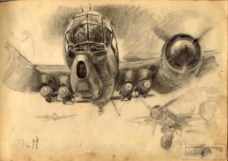 72343 - Художники Второй Мировой