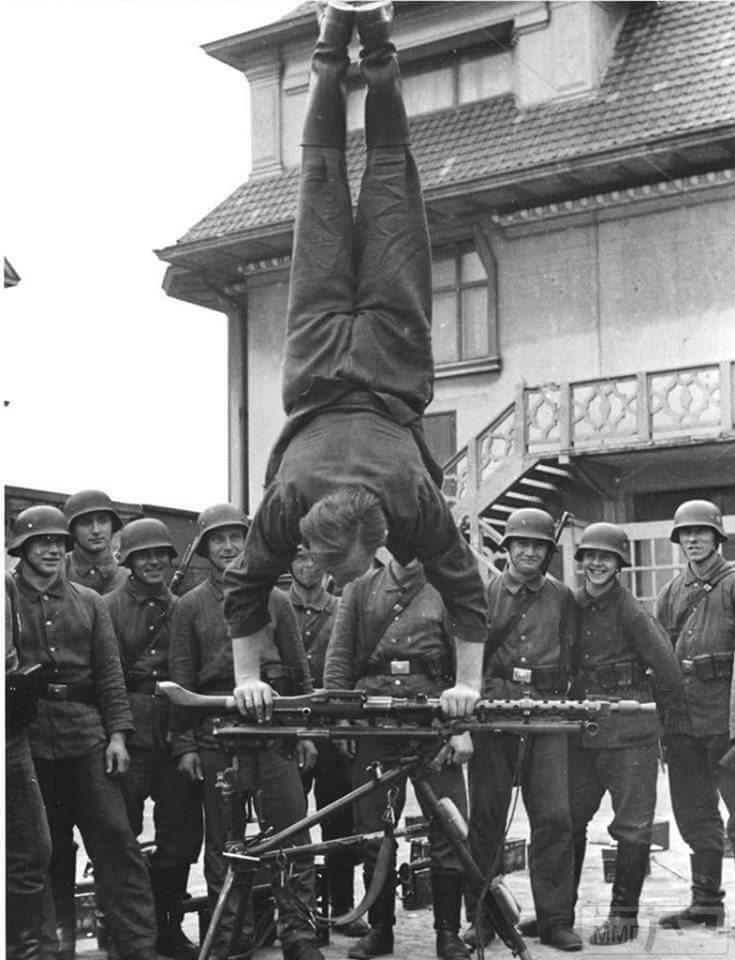 72375 - Все о пулемете MG-34 - история, модификации, клейма и т.д.