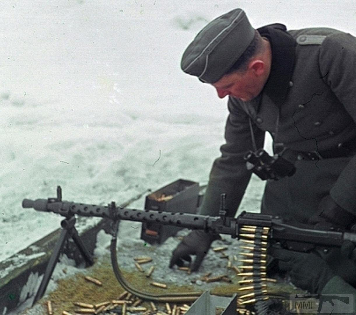 72392 - Все о пулемете MG-34 - история, модификации, клейма и т.д.