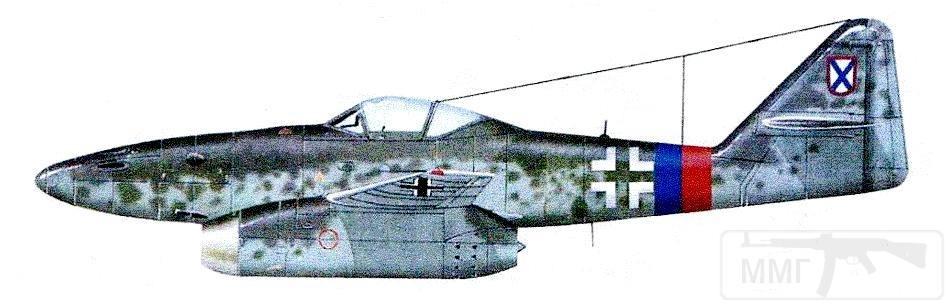 7241 - Советские лётчики в Люфтваффе.