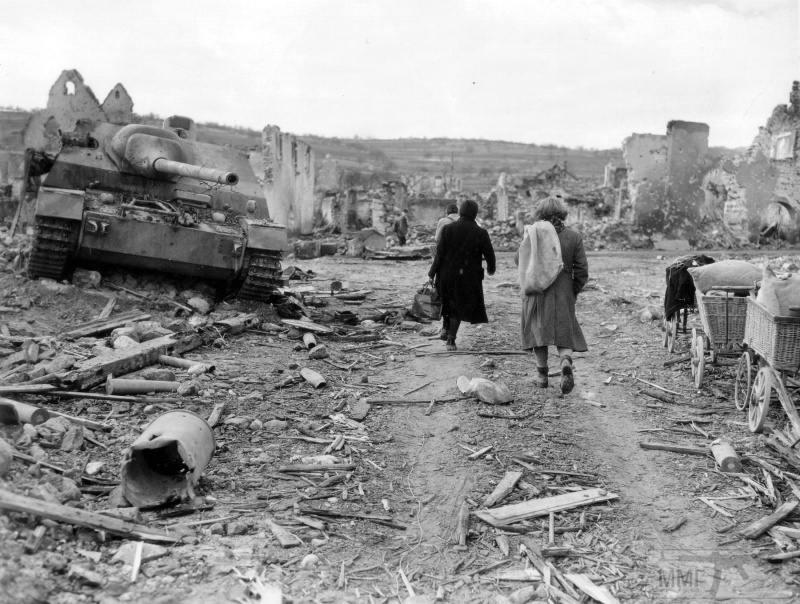 72454 - Истребители танков того времени.