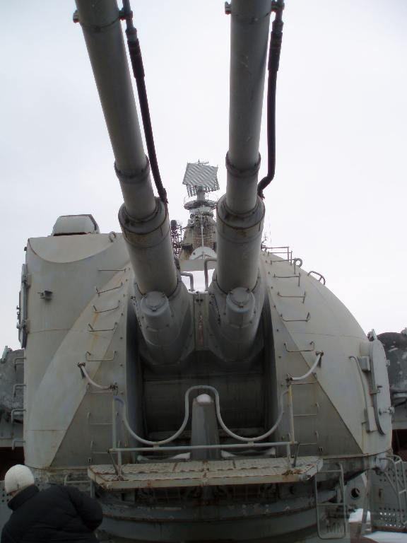 """7248 - Ракетный крейсер пр.1164 типа """"Атлант"""" - """"Украина"""""""