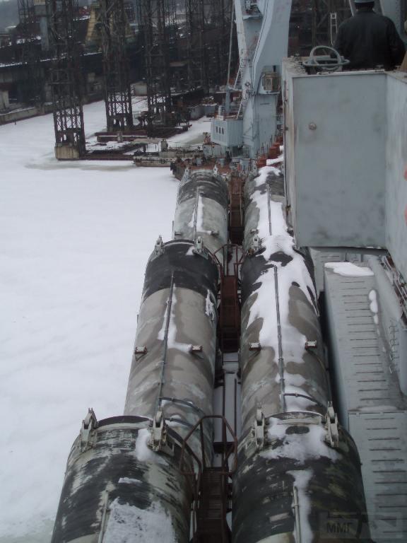 """7251 - Ракетный крейсер пр.1164 типа """"Атлант"""" - """"Украина"""""""