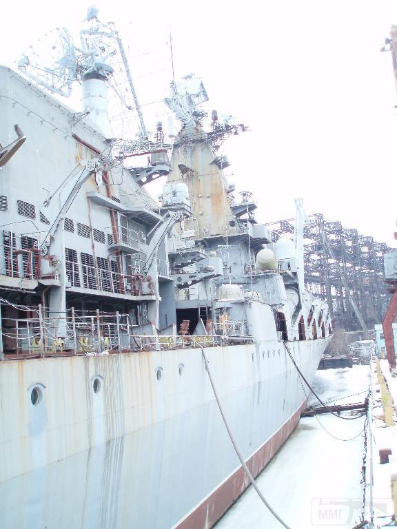 """7252 - Ракетный крейсер пр.1164 типа """"Атлант"""" - """"Украина"""""""
