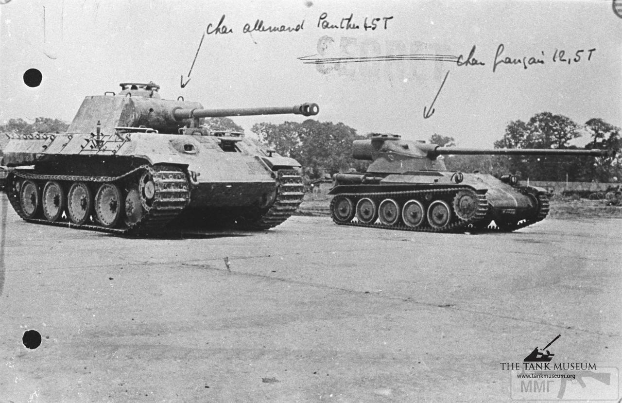 72536 - Не пошедшие в серию послевоенные прототипы