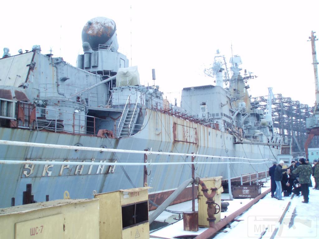 """7254 - Ракетный крейсер пр.1164 типа """"Атлант"""" - """"Украина"""""""