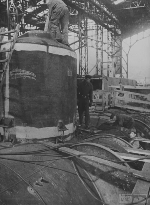 72554 - Волчьи Стаи - Германские подводные лодки двух мировых войн