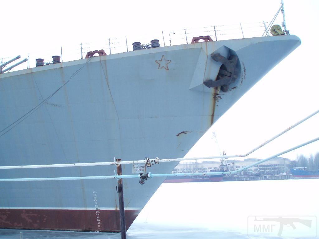 """7257 - Ракетный крейсер пр.1164 типа """"Атлант"""" - """"Украина"""""""