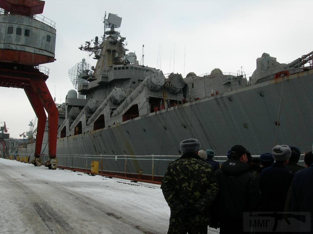 """7260 - Ракетный крейсер пр.1164 типа """"Атлант"""" - """"Украина"""""""