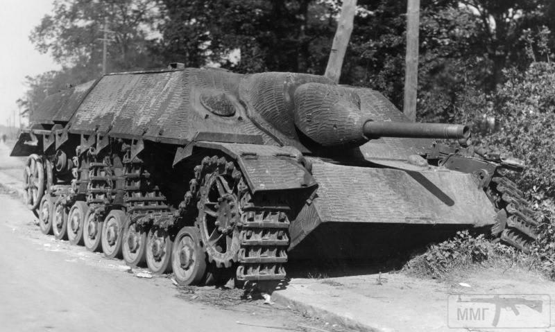 72664 - Истребители танков того времени.