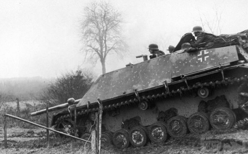 72666 - Истребители танков того времени.