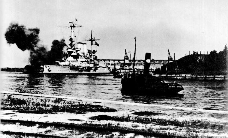72702 - Германский флот 1914-1945