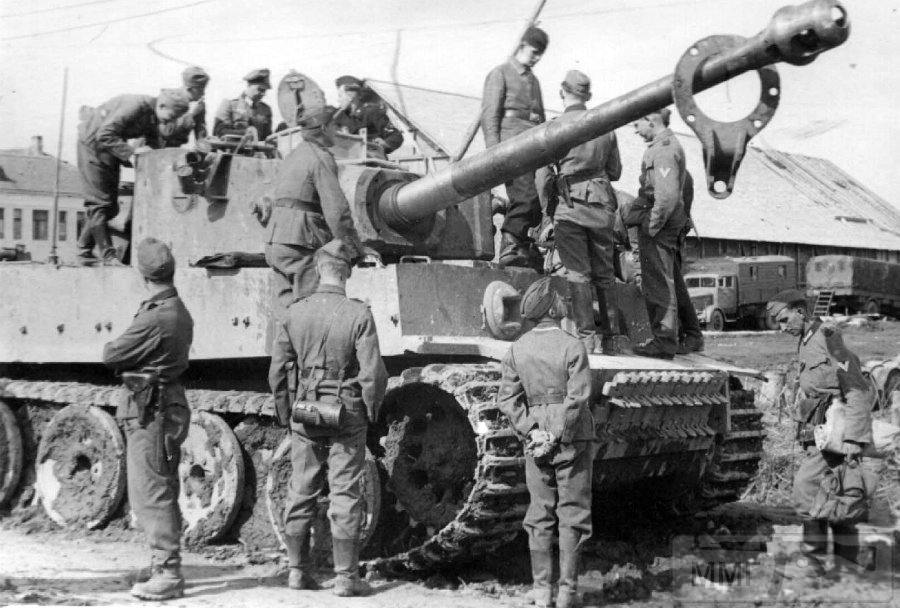 72861 - Танк Тигр - лучший танк Второй Мировой Войны?