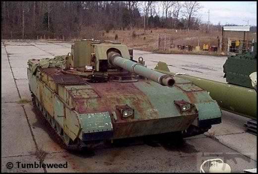 72965 - Не пошедшие в серию послевоенные прототипы