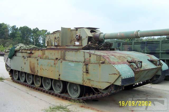 72966 - Не пошедшие в серию послевоенные прототипы