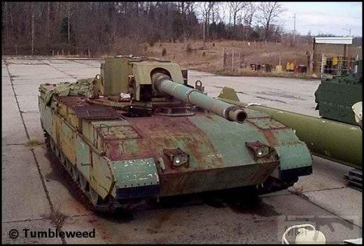 72967 - Не пошедшие в серию послевоенные прототипы