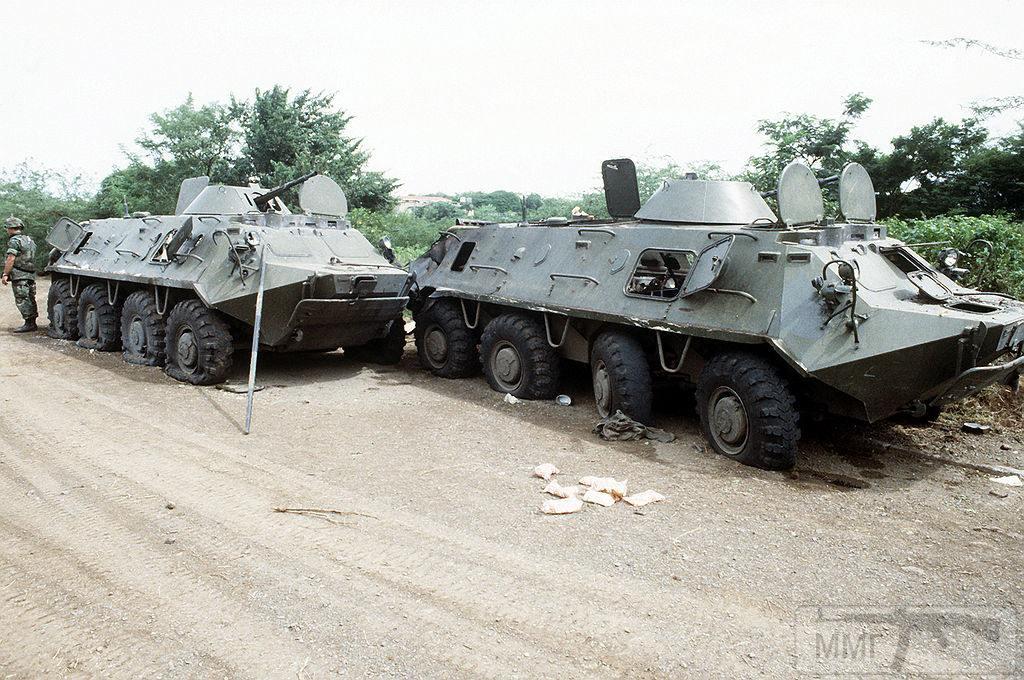 73115 - Советские БТР