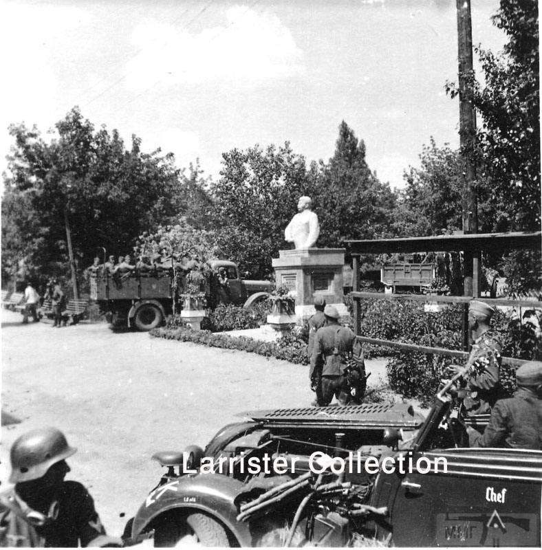 73126 - Военное фото 1941-1945 г.г. Восточный фронт.