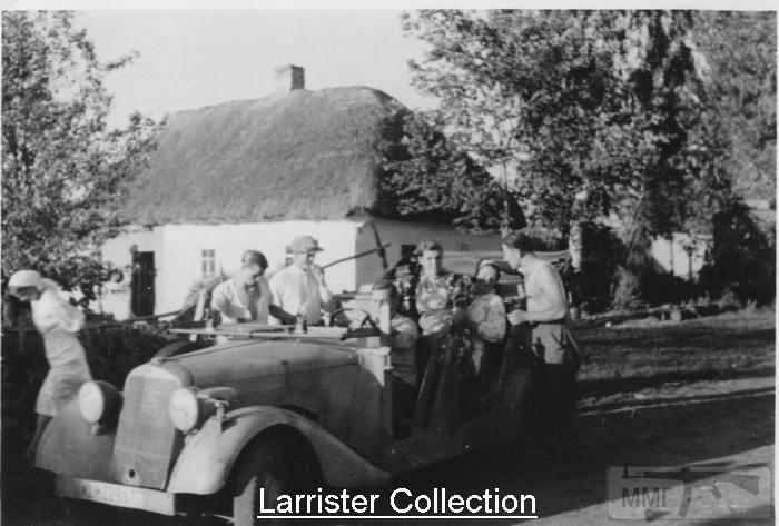 73130 - Военное фото 1941-1945 г.г. Восточный фронт.