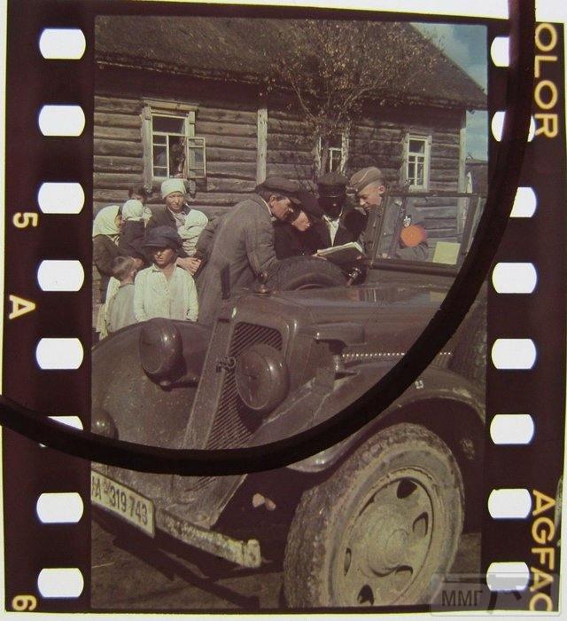 73141 - Военное фото 1941-1945 г.г. Восточный фронт.