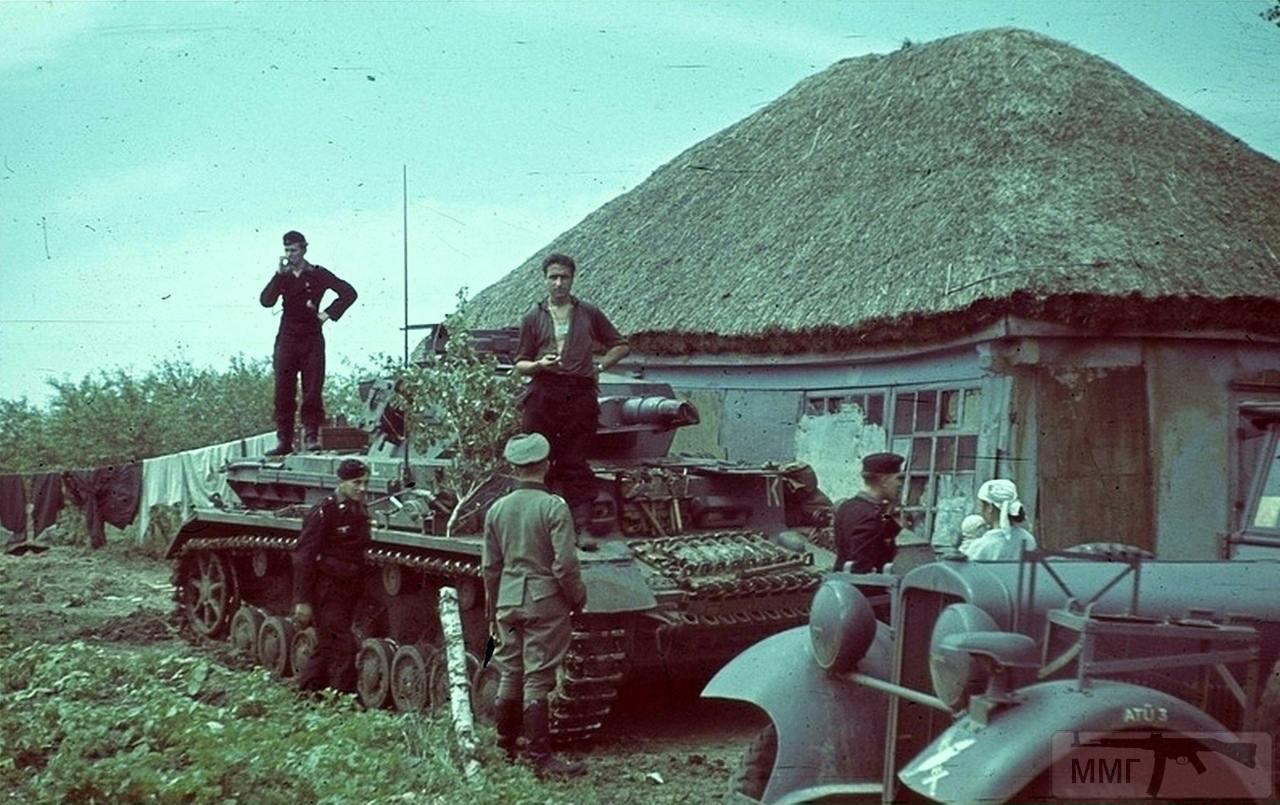 73156 - Военное фото 1941-1945 г.г. Восточный фронт.
