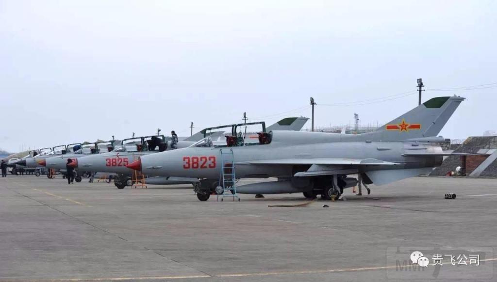 7325 - Последние МиГ-21