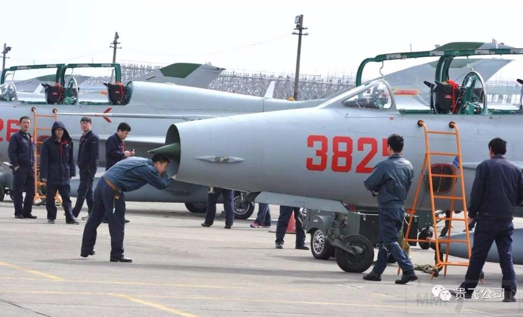 7326 - Последние МиГ-21