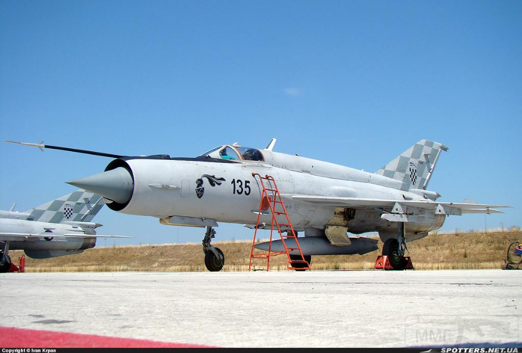 7328 - Последние МиГ-21
