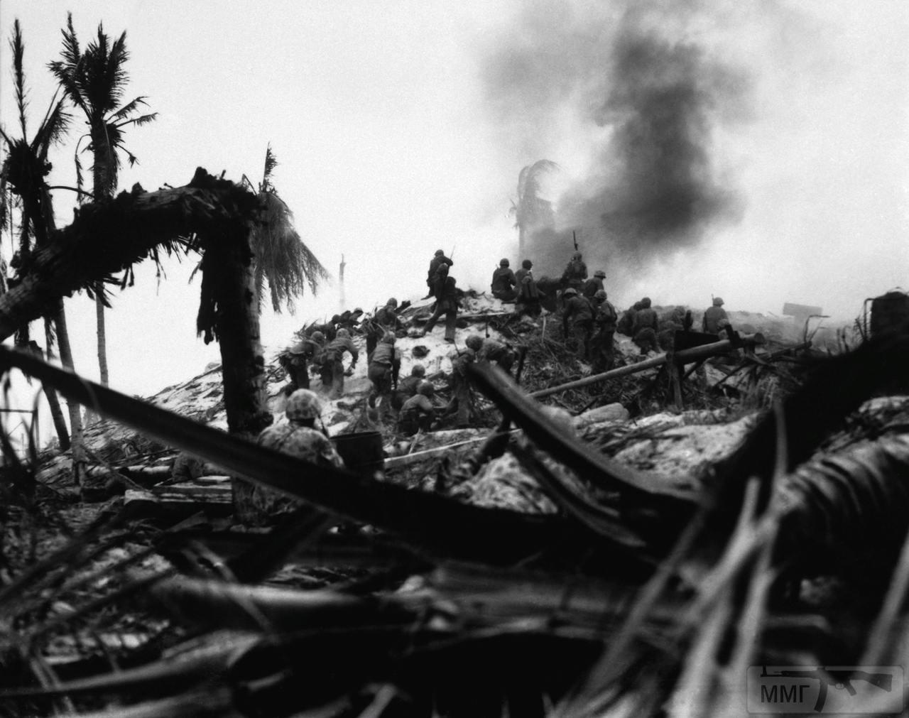 73282 - Военное фото 1941-1945 г.г. Тихий океан.