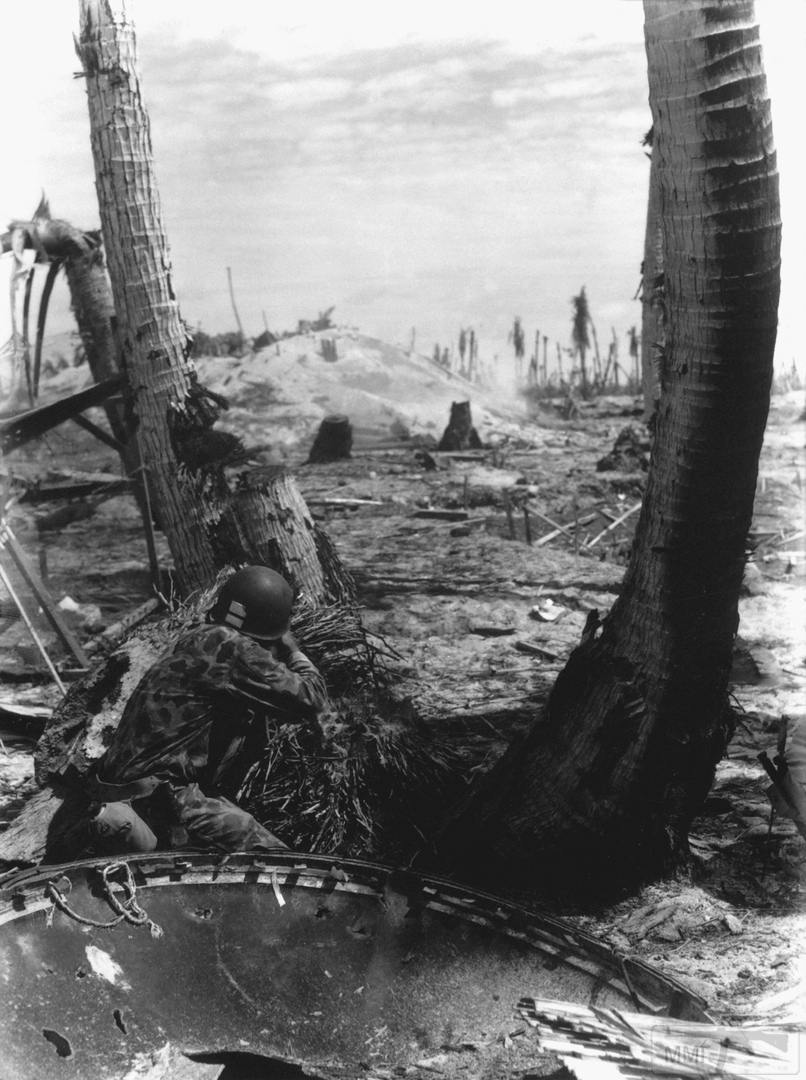 73283 - Военное фото 1941-1945 г.г. Тихий океан.