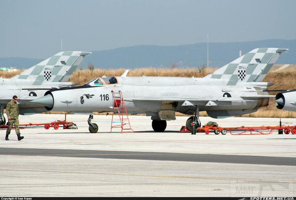 7329 - Последние МиГ-21