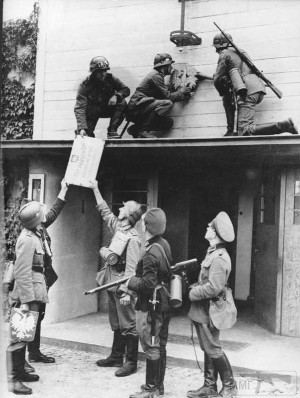 73300 - Раздел Польши и Польская кампания 1939 г.