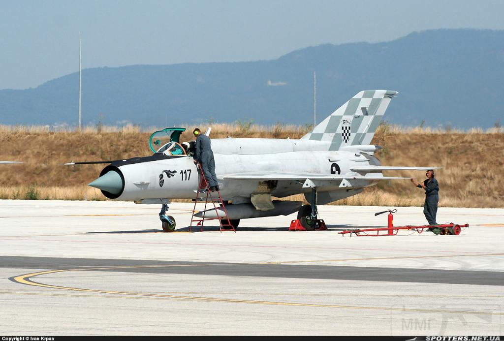 7332 - Последние МиГ-21