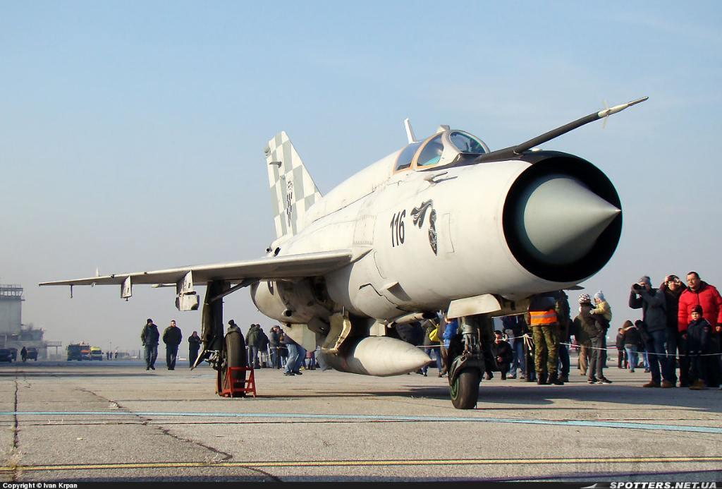 7333 - Последние МиГ-21