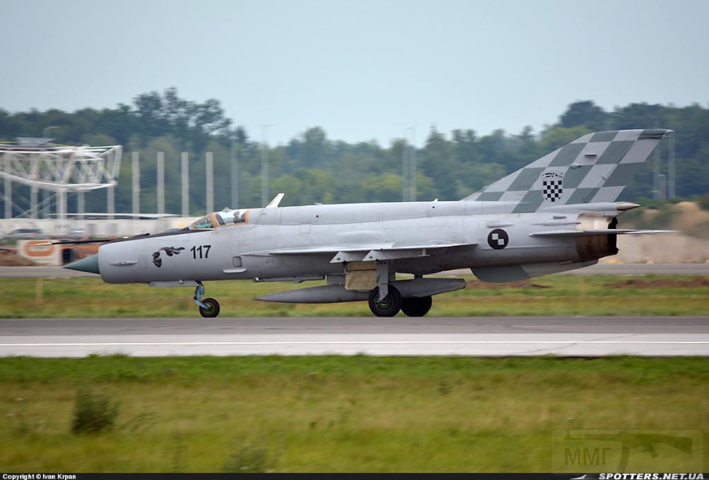 7334 - Последние МиГ-21